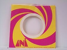 1- UNI RECORD COMPANY 45's SLEEVES  LOT # A-197