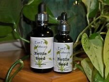 Nettle Seed Tincture 2 oz. Wildcrafted