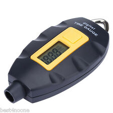 WF - 152 Car LCD PSI KPA BAR Digital Tire Pressure Gauge Manometer Tester Tool