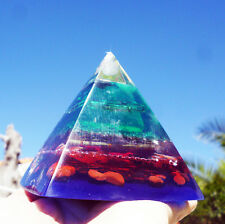 3 Levels of Consciousness Pyramid Metayantra Pranic Device, ORGONE