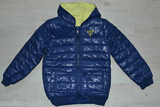 GUESS KIDS BOYS LEICHTE WINTERJACKE EVENING BLUE NEU H/W 2016/2017 Gr.164/ 14 Y