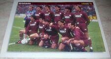 CARD JOKER 1994 REGGIANA SQUADRA CALCIO FOOTBALL SOCCER ALBUM