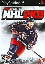 NHL 2K9 (Playstation 2) PS2