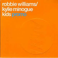 CD single Robbie WILLIAMS Kylie MINOGUE Kids PROMO RARE