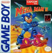 Mega Man 2 II Nintendo Game Boy