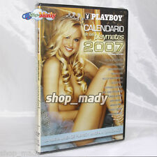 2007 Playmate Video Calendar - DVD SPANISH Subtitles Región 1 y 4 NTSC Playboy