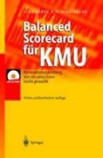 Balanced Scorecard Für KMU : Kennzahlenermittlung Mit ISO 9001:2000 Leicht...