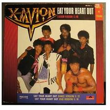 "XAVION ""EAT YOUR HEART OUT"" - 12"" MAXI SINGLE"