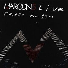 Maroon 5, Live Friday the 13th (CD/DVD) Audio CD