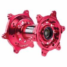 Tusk Impact Rear Wheel Hub Red YAMAHA WR400F WR426F WR450F 1999-2015 wr wr450