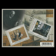 France 2013 - Death of Georges Braque 1882-1963 Art - Sc 4482 MNH