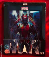 Marvel ANT-MAN 3D+2D UK Limited Edition Steelbook Lenticular Magnet