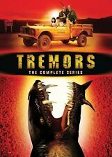 TREMORS : THE COMPLETE SERIES -  DVD - REGION 1 - Sealed