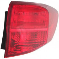 Right passenger outer tail light fit for 2013 2014 2015 Acura RDX