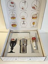 Stella Artois Beer Draught Kit Tap Short 40cl Glass 16 SS Tumbler Skimer NEW FS