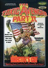 Toxic Avenger, Part II (2003, DVD NEUF) CLR/Keeper