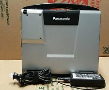 PANASONIC CF-74 TOUGHBOOK 2.0GHZ 4GB LAPTOP 500GB WIN7 CF74 RUGGED OFFICE 2010
