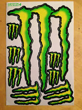 Monster Sticker Set Nr.3 Neu