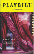 SHUFFLE ALONG Preview Playbill AUDRA McDONALD BRIAN STOKES MITCHELL BILLY PORTER