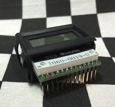 Jewell MODUTEC PROCESS METER 4-20MA LCD PNL MT, 1060-0019-U, Shipsameday#1474A4