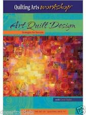 New! Art Quilt Design: Strategies for Success with Carol Taylor [DVD]