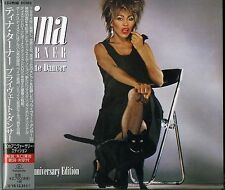 TINA TURNER-PRIVATE DANCER 30TH ANNIVERSARY EDITION-JAPAN 2 CD G22 zd