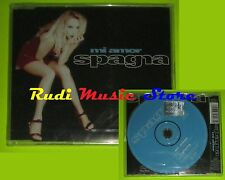 CD Singolo IVANA SPAGNA Mi amor Holland 2000 SONY MUSIC SIGILLATO mc dvd (S9*)
