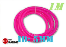 "3/16"" 5mm Silicone Vacuum Tube Hose Water Air Tubing 1 M 3.3FT Silicon Pink"