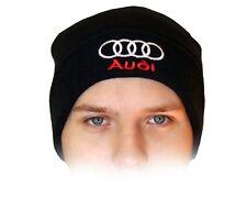 AUDI Schwarz Mütze mit AUDI logo kappe 100% Acryl cap Neue Kollektion 2017