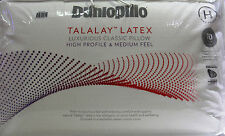 Dunlopillo Luxurious Latex Classic Pillow High Profile & Medium Feel RRP $149.
