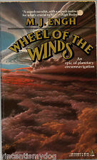 Wheel of the Winds by M.J. Engh (TOR Paperback, 1989)