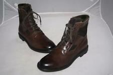 To Boot New York Tobias Shearling Lined Lace Up Ankle Boots Size 8.5