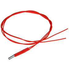 Geeetech heater cable for All Metal Peek hotend extruder Bowden 1m length