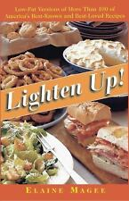 Lighten Up: Low-Fat Versions of More Than 100 of America's Best-Known and Best-L