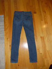 Girl's Joe's Skinny Jeans Sz 12 denim blue EXC COND!