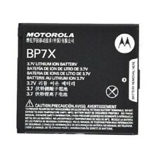 MOTOROLA OEM BP7X EXTENDED BATTERY FOR DROID 2 A955 XPRT MB612 CLIQ MB200 PRO