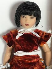 "Helen Kish & Co. 14"" URBAN SONG DOLL NRFB!"