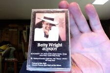 Betty Wright- 4U2NJOY- new/sealed cassette tape