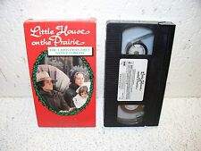 Little House on the Prairie VHS Video Out of Print Christmas They Never Forgot