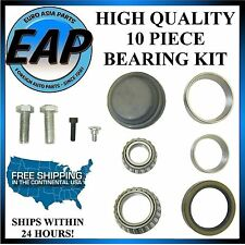 For Mercedes C220 C230 C280 C36 C43 CLK320  10 Piece Front Wheel Bearing Kit NEW