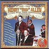 Henry 'Red' Allen & His New York Orchestra 1929-1930, Allen, Henry 'Red', Very G
