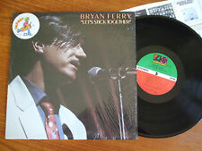 ORIG LP BRYAN FERRY LET'S STICK TOGETHER USA 1976 OIS  ROXY MUSIC UNPLAYED MINT