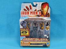 Iron Man 3 Assemblers Striker Iron Man #07 Marvel Avengers 2012