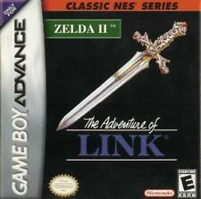 Zelda II: The Adventure of Link Classic NES Series - Game Boy Advance GBA Game