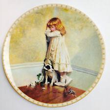 """Royal Doulton un piatto Vittoriano infanzia L'ORIGINALE """"con DISONORE"""" PERFETTO"""