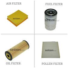 FRAM AIR POLLEN OIL & FUEL Filter Service Kit CA5108,CF5663,CH8530ECO,P4183