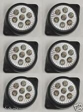 6x 7 LEDs 12V Marquage Latéral Blanc Phares Voiture SUV Camping Car 4x4 Pickup