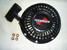 Tecumseh Engine Recoil Starter LH358SA  HM100 590788 590749 Snowblower Go Cart