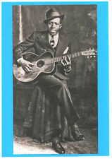 ROBERT JOHNSON  POSTER. Blues.