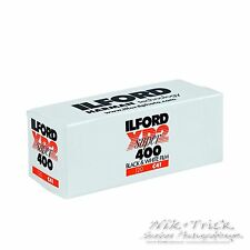 Ilford XP2 Super, C41 B&W Film ~ Single 120 Roll ~ Fresh UK Stock